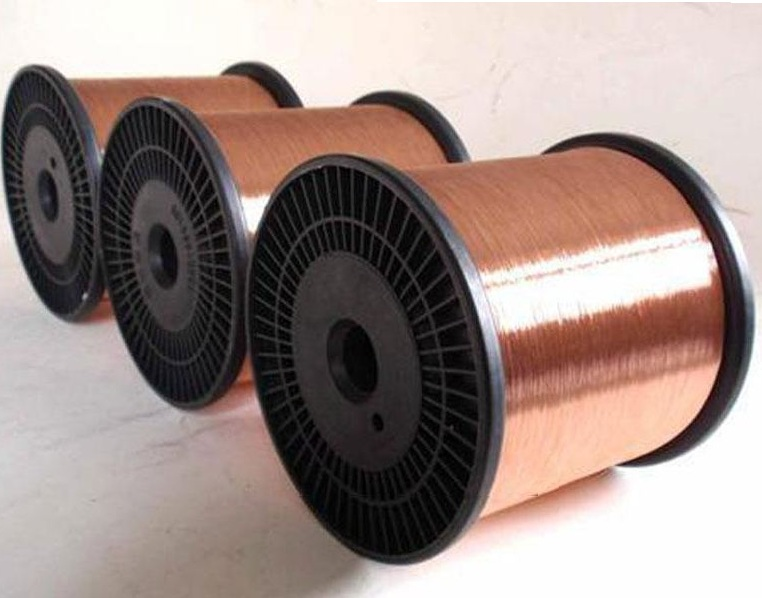 CCS copper clad steel stranded wire to ASTMB 228