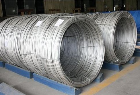 GSW Galvanized Steel wire stranded to BS183