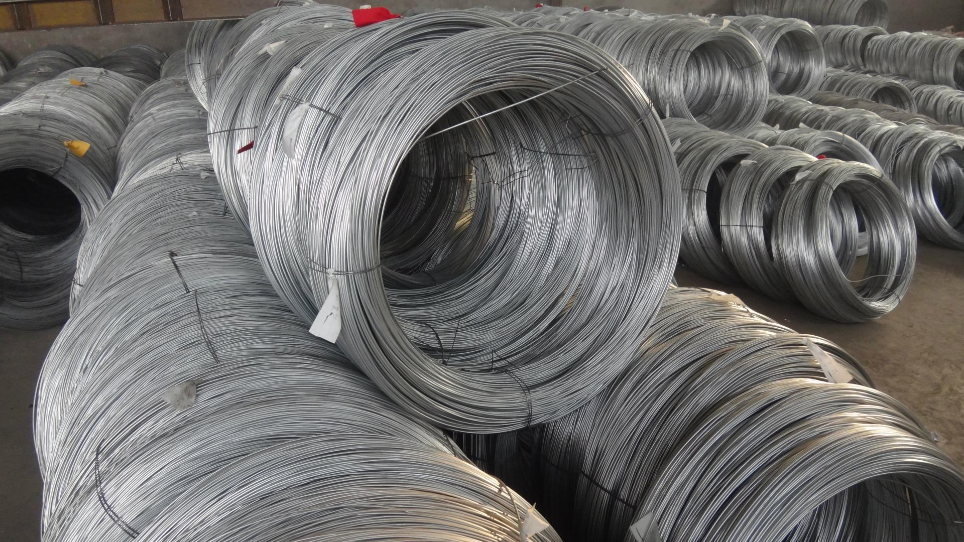 GSW Galvanized Steel Wire Stranded to ASTM A475