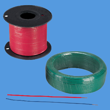 Electrical wire to DIN VDE standard